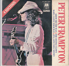 "45T 7"" PETER FRAMPTON 4T MADE IN MEXIQUE !!!!!!!!!!!"