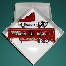 Vintage Winross DUBLIN FIRE CO Die Cast Truck Limited Ed Bucks County Dublin PA
