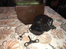 Bell & Howell Filmo 16mm Film Cine Camera with Crank Key Case