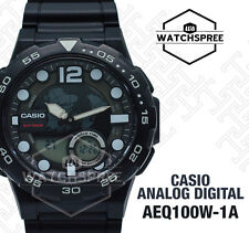 Casio Standard Analog Digital Watch AEQ100W-1A
