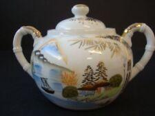 Unboxed Sugar Bowl Oriental Porcelain & China