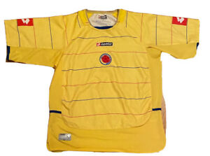 VINTAGE COLOMBIA  Football Shirt - 2004-05