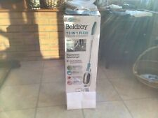 Beldray BEL0698 1300W 12-in-1 Steam Cleaner - Turquoise New
