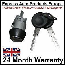 Ignition Starter Lock Barrel Cylinder & Keys early VW AUDI SEAT SKODA