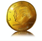 President Donald J. Trump Coin - Limited Edition Collectible - With Display Case