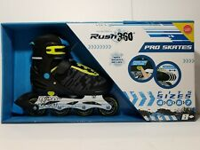 Flying Wheel Rush 360 Pro Skates - 4 Adjustable Sizes - 4 * 5 * 6 * 7 New