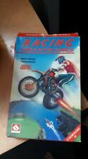 Racing simulation game commodore 64 c64