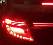 DIY Error free Led turn signal kit For Saab 9-5 NG '10-'11.