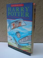 Harry Potter and the Chamber of Secrets Bloomsbury Hardback First Edition 10th