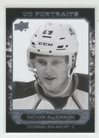 [67399] 2014-15 UPPER DECK PORTRAITS NATHAN MacKINNON #P-38