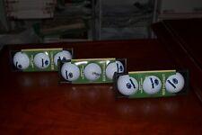 LinksWalker Penn State Nittany Lions 12 Golf Balls with 4 CaddiClips! New in Pkg