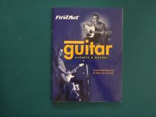 New ListingFirst Act Guitar Learn and Play - Chord Chart