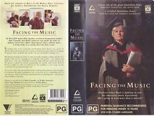 FACING THE MUSIC ABC  VHS VIDEO PAL~ A RARE FIND