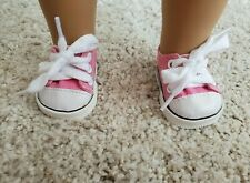 """Doll Clothes 18"""" convers like shoes for American Girl brand (doll not included)"""