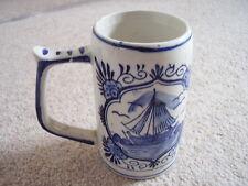 Delft Holland blue and white  porcelain mug