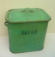 Tala Vintage Retro Metal Bread Bin