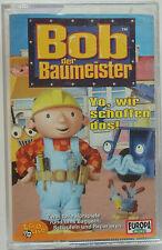 Bob der Baumeister MC Yo, wir schaffen das!  Cassette Audio Kassette MC