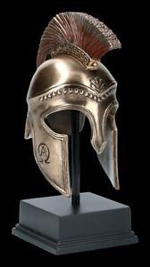 Griechischer Hopliten Helm - Veronese griechische Gottheiten Deko Statue