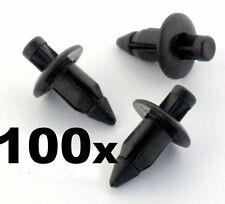 100x Suzuki Plastic Clips for Bike, ATV & Quad Fenders & Covers- 09409-06314-5PK