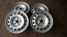 "VW 16"" 5x112 Steel Wheels set of four winter wheels"