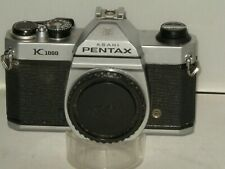 Asahi Pentax K 1000  Vintage SLR Camera Body