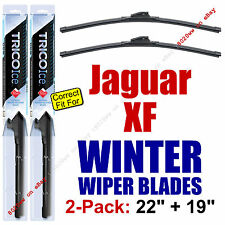 WINTER Wiper Blades 2-Pack Premium - fit 2009-2015 Jaguar XF - 35220/190