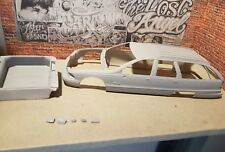 91-96 Chevy Caprice Wagon Resin kit lowrider