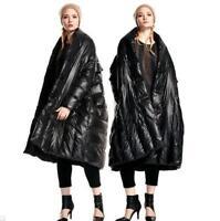 Women Long Jacket Winter 100% Duck Down Coat Thick Warm Parka Outwear Oversize