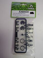 AXIAL- AXIAL 10mm SHOCK CAPS PARTS TREE 2 FOR 10mm PISTON THREAD Model # AX80034