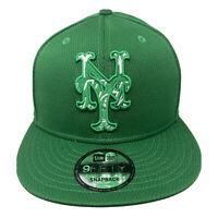 New Era NEW YORK METS 9Fifty 950 Snapback Green Hat Cap MLB