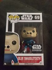 Funko Pop! Vinyl- Star Wars Series #69: Blue Snaggletooth *Collector Corps*