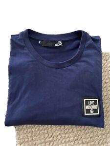 love moschino t shirt
