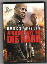 A Good Day to Die Hard (Dvd) Bruce Willis * Free Shipping *