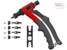 Nutsert Hand Tool Rivnut Gun Mandrels M3 to M6 Rivet Blind Nut Riveter Rivetnut