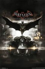 ARKHAM KNIGHT - BATMAN VIDEO GAME POSTER - 22x34 DC COMICS 13489