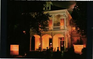 Vintage Postcard - St Charles Antiques LTD building (1880) New Orleans LA #5709