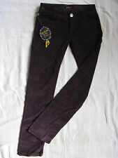 Killah by Miss Sixty Cord Jeans Stretch W27/L32 low waist slim fit straight leg