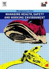 Managing Health, Safety and Working Environent by Oxelheim and Elearn Limited...