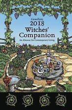 2018 Witches' Companion: An Almanac for Contemporary Living Wiccan Book