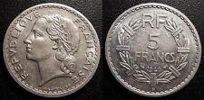 France - Gouvernement provisoire - 5 francs Lavrillier aluminium 1946B - F.339/7