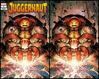 👊🏽💥 JUGGERNAUT #1 TYLER KIRKHAM Exclusive Virgin & Trade Variant Ltd 1000