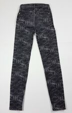 Seven 7 for All Mankind unique skinny stretch jeans size W23 L28.5
