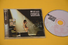 GIORGIA CD UNPLUGGED (NO LP )