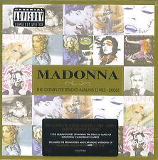 Madonna : The Complete Studio Albums 1983 - 2008 (11 CD)