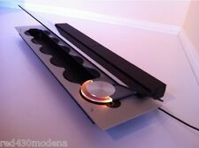 BANG & OLUFSEN ALUMINUM/BLACK BEOSOUND 9000 6 CD PLAYER & AM/FM TUNER - MARK III