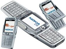 Nokia E70-1 Silver (without Simlock) WLAN Umts 3BAND Made Finland Mint Top