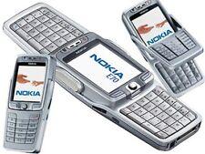 Nokia e70-1 SILVER (Senza SIM-lock) WLAN UMTS 3 nastro MADE FINLANDIA COME NUOVO TOP