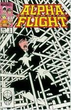 Alpha Flight # 3 (John Byrne) (États-Unis, 1983)