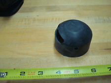 RUBBER SOLENOID BOOT FOR HARLEY DAVIDSON 65-88 BIG TWIN & 67-80 SPORTSTER