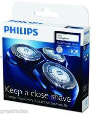 Philips Philishave HQ8 SENSOTEC Shaver/Razor HQ 8 Heads